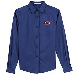 Ladies Long Sleeve Shirt